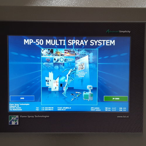 Multi Spray System